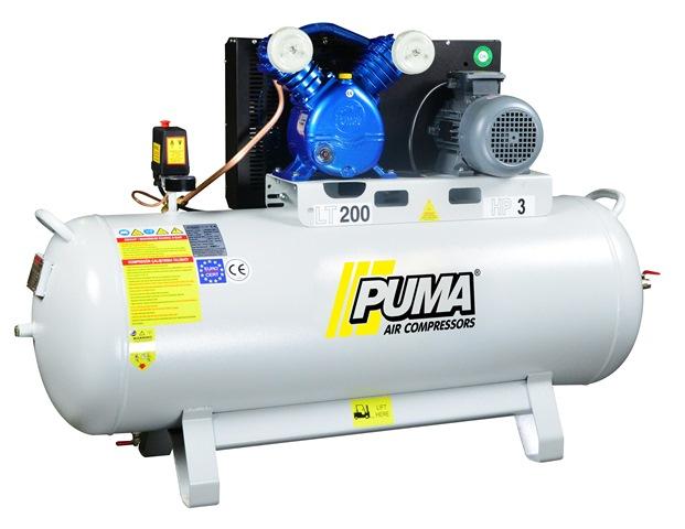 Piston Type Air Compressors